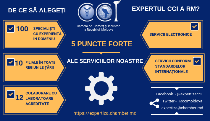 """De ce antreprenorii aleg serviciile Sistemului """"Expertul CCI a RM""""?"""