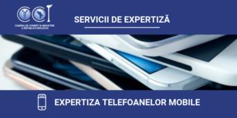 Expertiza telefoanelor mobile la Camera de Comerț și Industrie: simplu, comod și rapid