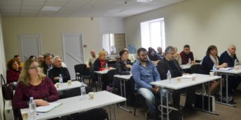Experții-evaluatori ai CCI a RM au participat la un seminar de instruire în domeniul determinării cantității și calității mărfurilor