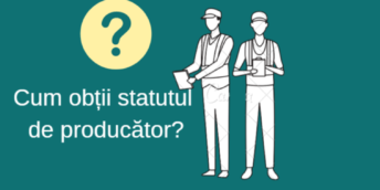 Cum puteți obține statut de producător?